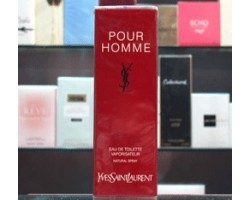 Ysl, Yves Saint Laurent pour Homme Eau de Toilette 100ml edt Splash