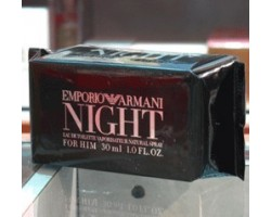 Emporio Armani Night for Him - Armani Eau de Toilette 30ml Edt Spray