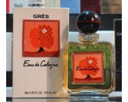 Gres Eau de Cologne 120ml Edc Unisex Splash