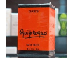 Quiproquo - Gres Eau de Toilette 60ml Edt Splash