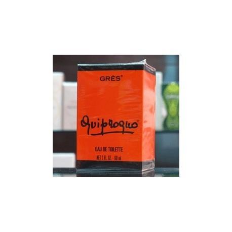 Quiproquo - Gres Eau de Toilette 60ml Edt Splash