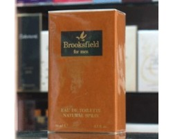 Brooksfield for Men - Eau de Toilette 50ml Edt Spray