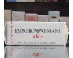 Emporio Armani White for Her - Eau de Toilette 100ml Edt Spray
