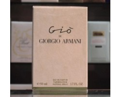 Gio' - Giorgio Armani Eau de Parfum 50ml Edp Spray