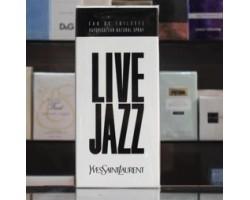 Live Jazz - Ysl, Yves Saint Laurent Eau de Toilette 100ml Edt Spray