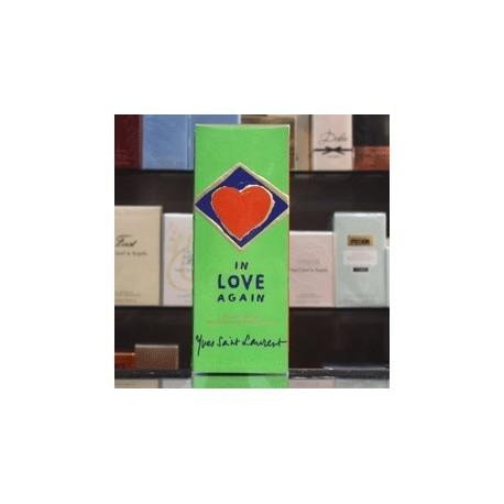 In Love Again - Yves Saint Laurent Eau de Toilette 100ml Edt spray