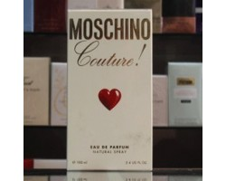 Couture - Moschino Eau de Parfum 100ml Edp Spray