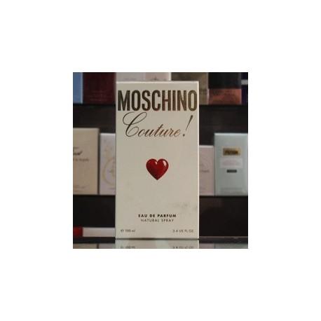 Couture - Moschino Eau de Parfum 100ml Edp Spray