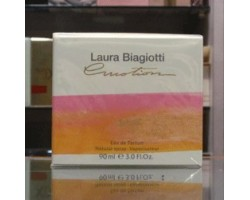 Emotion - Laura Biagiotti Eau de Parfum 90ml Edp Spray