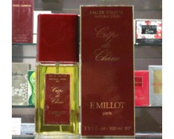 Crepe de Chine - F.Millot Eau de Toilette 100ml Edt Spray