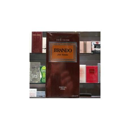 Brando pour Homme - Parea Eau de Cologne 220ml Edc Splash