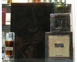 Gucci Eau de Parfum - Set: Edp 30ml spray + Body Lotion 4x10ml + Bath Pearls 4x20gr