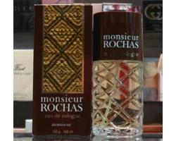 Monsieur Rochas - Eau de Cologne 108ml Edc Men Spray Vintage