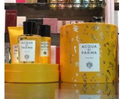 Acqua di Parma Colonia Set: Eau de Cologne 100ml spray + Deo Spray 75ml + Shower Gel 75ml