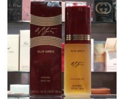 Alix Gres - Eau de Toilette 100ml Edt Spray