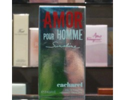 Amor Pour Homme Sunshine - Cacharel Eau de Toilette 75ml Edt Spray