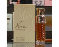 Nina by Nina Ricci Eau de Toilette 30ml Edt Spray Vintage
