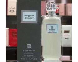 Monsieur de Givenchy Les Parfums Mythiques - Givenchy Eau de Toilette 100ml Edt spray