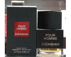 Ysl, Yves Saint Laurent pour Homme La Collection - Eau de Toilette 80ml Edt Spray