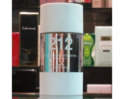 212 White Limited Edition - Carolina Herrera Eau de Toilette 60ml Edt spray