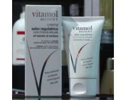 Crema Sebo-Regolatrice all'estratto di banana 40ml - Vitamol Biosoft