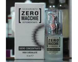 Siero Concentrato Viso/Decolletè 15ml - Zero Macchie Schiarente Depigmentante