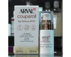 Arval Couperoll Balsamo Contorno Occhi Antietà 15ml - Eye Defence Spf 20
