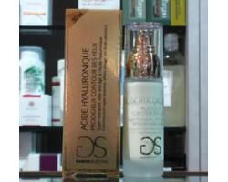 Acide Hyaluronique Reveil Visage 30ml Contorno Occhi Super Idratante- Gabor Selective