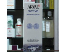 Arval Surviva - Ultra Active Serum 30ml Siero Antietà Riparatore