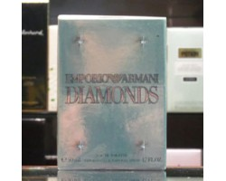 Emporio Armani Diamonds Eau de Toilette 50ml Edt Spray