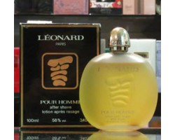 Leonard pour Homme - Aftershave Lotion 100ml