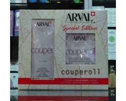 Arval Couperoll Special Edition Set: Emergency Cream 30ml + Serum Ac Complex Antiage 30ml