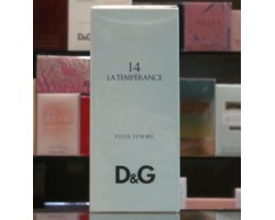 La Temperance 14 - Dolce&Gabbana Eau de Toilette 100ml Edt Spray