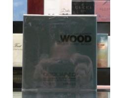 He Wood Silver Wind Wood Dsquared - Eau de Toilette 100ml Edt Spray