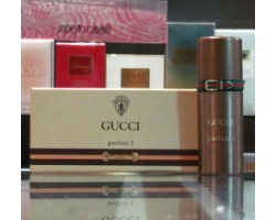 Gucci Parfum 1 Spray - Parfum Extrait 7ml Vintage