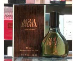 Agua Brava - Puig Aftershave Lotion 43ml Splash Vintage