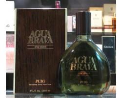 Agua Brava - Puig Aftershave Lotion 200ml Splash Vintage