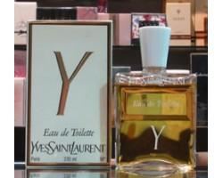 Y - Ysl,Yves Saint Laurent Eau de Toilette 235ml Edt Splash Vintage