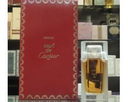 Must de Cartier (Cristal Veritas Flacon) Parfum Extrait 30ml Spray Vintage