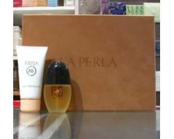 La Perla Set: Eau de Toilette 30ml Edt spray + Shower Gel 50ml - Vintage