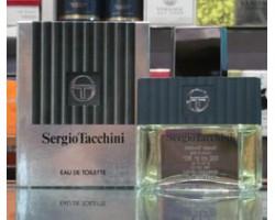 Sergio Tacchini Eau de Toilette 100ml Edt Splash Vintage Pre Bar Code