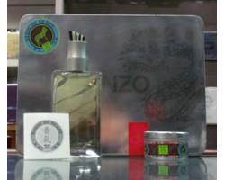 Kenzo Jungle pour Homme Set: Eau de Toilette 50ml Edt spray + Aftershave Balm 25ml