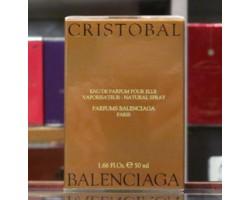 Cristobal Pour Elle - Balenciaga Eau de Parfum 50ml Edp Spray