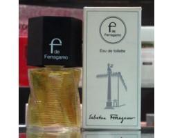 F de Ferragamo - Eau de Toilette 60ml Splash Vintage
