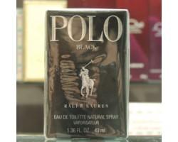 Polo Black - Ralph Lauren Eau de Toilette 40ml Edt Spray