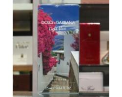 Light Blue Escape to Panarea - Dolce & Gabbana Eau de Toilette 25ml Spray