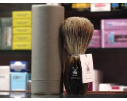 MUHLE - Pennello da Barba in Tasso con manico in resina - SERIE BASIC