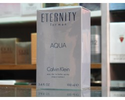 ETERNITY AQUA - Calvin Klein Eau de Toilette 100ml EDT SPRAY