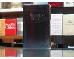 OBSESSION NIGHT - Calvin Klein Eau de Toilette 75ml EDT SPRAY