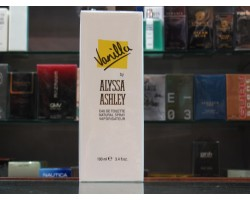 VANILLA by Alyssa Ashley Eau de Toilette 100ml EDT Spray